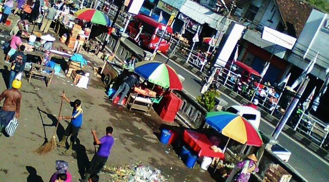 Geliat Pasar Pagi Ambarawa Portal Ambarawa