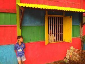 desa bejalen kampung warna warni